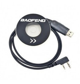 Baofeng USB kabel + CD