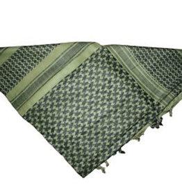 Hartmann PLO sjaal Zwart-Groen