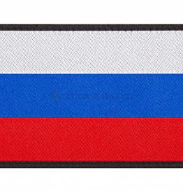 Claw Gear Russia Flag Patch
