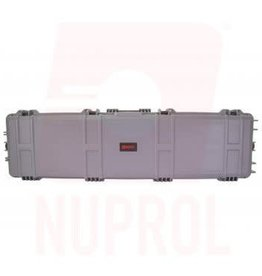 Nuprol NP XL HARD CASE - Grey (WAVE FOAM)
