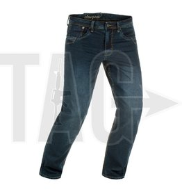 Claw Gear Blue Denim Tactical Jeans Midnight Washed