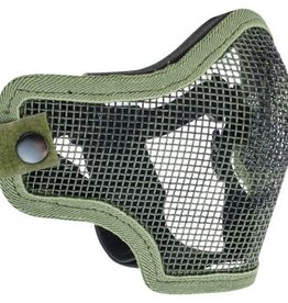 Valken VALKEN TACTICAL  OD SKULL 2G WIRE MESH TACTICAL MASK
