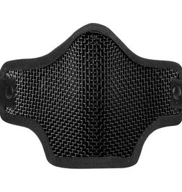 Valken VALKEN TACTICAL  Black 2G WIRE MESH TACTICAL MASK