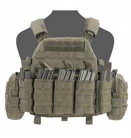 Warrior Assault Systeem DCS BASE M4 open Ranger Green
