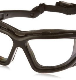 Valken V-TAC zulu goggles clear of grey