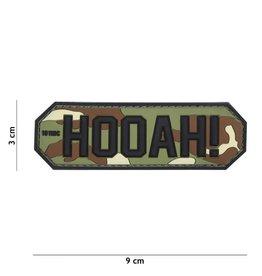 101 inc HOOAH PVC patch Woodland