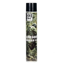 101 inc Airsoft gas 750 ml