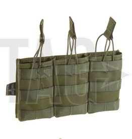 Invader Gear OD TRIPLE 5.56/M4 SPEED DRAW MAG POUCH SHS - 23015