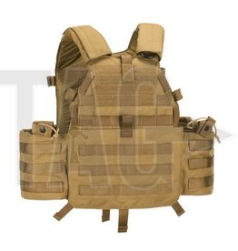 Invader Gear 6094A-RS Plate Carrier Coyote Brown