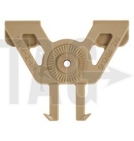 IMI Defense Molle Adaptor TAN