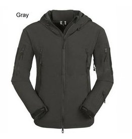 Camaleon Softshell windbreaker Grey