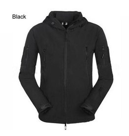 Camaleon Softshell windbreaker Black