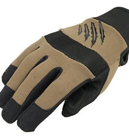 Shooter Tactical Gloves Tan
