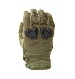 101 inc Pr. tactical handschoen RANGER groen