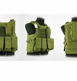 Camaleon Tactical Molle Vest OD