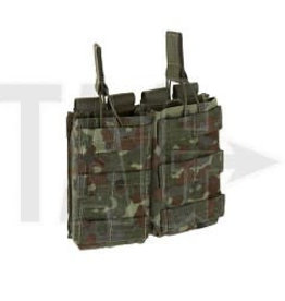 Claw Gear 5.56 Rapid Response Pouch Double Flecktarn