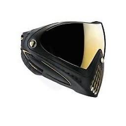 Dye I4 PRO Goggle Barracks Black/gold