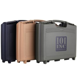 101 inc PISTOL CASE WITH PRE-CUT FOAM