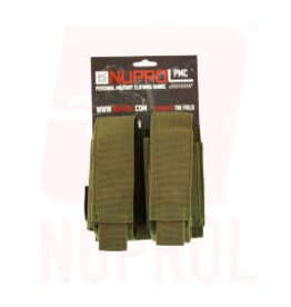 Nuprol PMC Double 40mm Pouch - Green