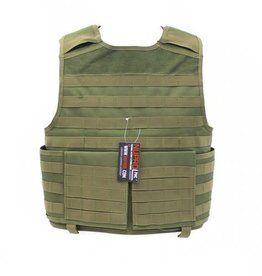 Nuprol NP PMC Plate Carrier - Green