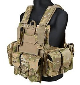 GFC Tactical CIRAS Maritime Tactical Vest - Multicam