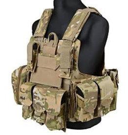 Nuprol CIRAS Maritime Tactical Vest - Multicam