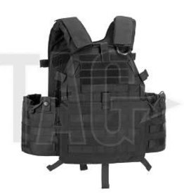 Invader Gear 6094A-RS Plate Carrier Black