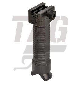 Canis Latrans Tactical Bipod Grip BLK