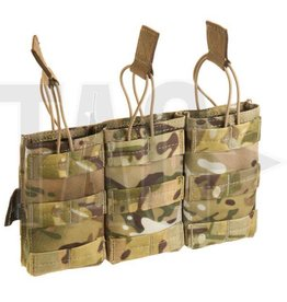 Invader Gear 5.56 Triple Direct Action Mag Pouch Multicam