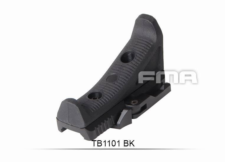 FMA FMA QD Angled fore grip TB1101-BK