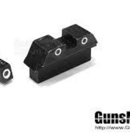 Guns Modify Glock Tritium Night Sight For TM glock 17/18/26