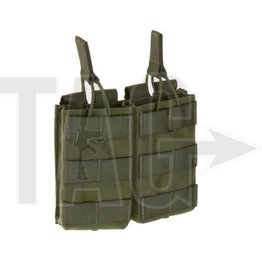 Shadow Strategic OD DOUBLE 5.56/M4 SPEED DRAW MAG POUCH SHS - 23014