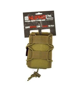 Nuprol NuProl PMC Rifle Open Top Pouch - Tan
