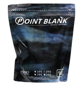 101 inc AIRSOFT BBS 0.28G POINT BLANK 1KG