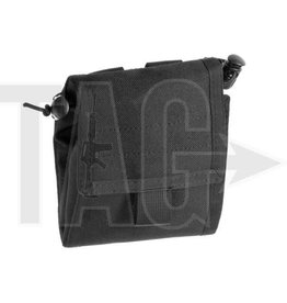 Shadow Elite Foldable Dump Pouch Black