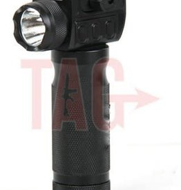 TAG-GEAR Tactical Quick Detachable Vertical Grip Flashlight