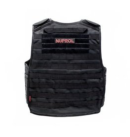 Nuprol NP PMC Plate Carrier - Black