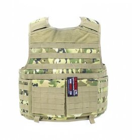 Nuprol NP PMC Plate Carrier - NP-CAMO