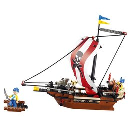 Sluban PIRATE SHIP M38-B0279  16110