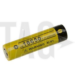 nitecore 18650 Battery 3.7V 2200mAh
