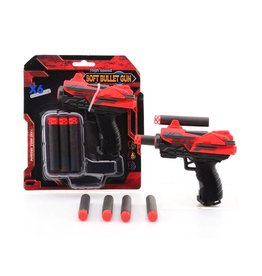 SERVE & PROTECT SHOOTER STARTER SET MINI + 6 PIJLEN  30