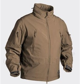 Helikon-Tex GUNFIGHTER Jacket Coyote - Shark Skin Windblocker