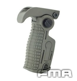 FMA Copy of AB163 Foldable Grip Black