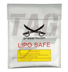 Pirate Arms LiPo Safety-Bag 18x22 cm