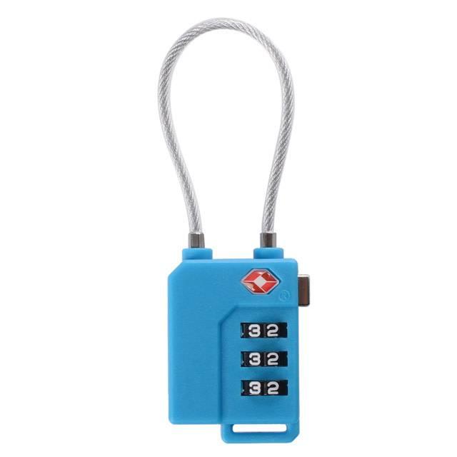TSA travel case Lock 8cm lang