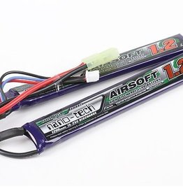 Turnigy Nano-tech 1200mah 2S 15/25C Lipo AIRSOFT duo Pack