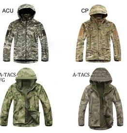 Camaleon Copy of Softshell windbreaker Olive Drab