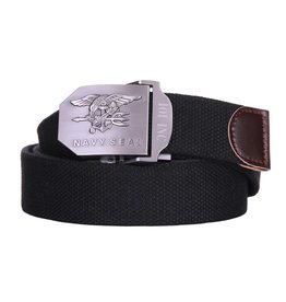 101 inc TROPENKOPPEL / riem NAVY SEAL Black