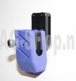 TAG-GEAR ISPC mag holder pouch Blauw