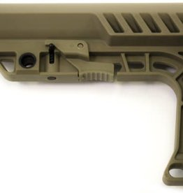 Nuprol NP M4 AXE STOCK TAN